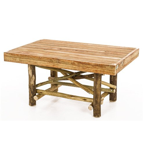 Wooden coffee tables Pole Yard