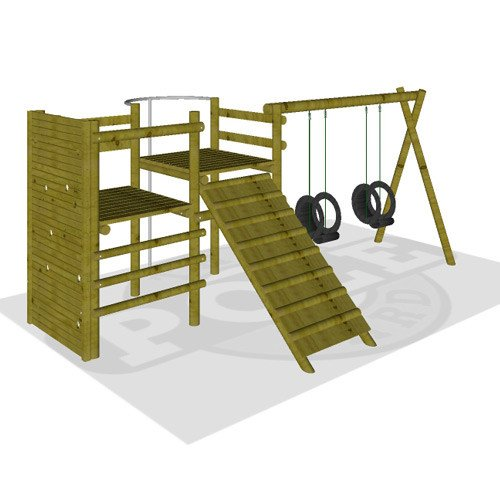 Buffalo Jungle Gym Pre Designed Jungle Gym The Pole Yard