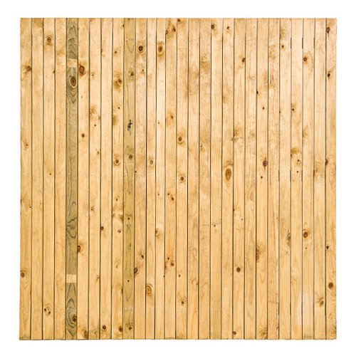 Planed All Round Wooden Fencing | The Pole Yard
