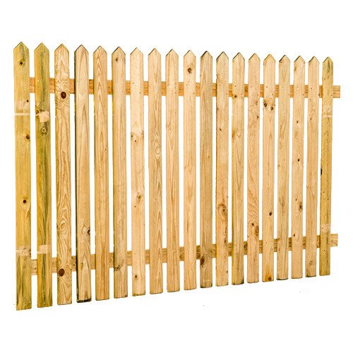 premium picket fencing