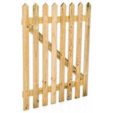 premium picket gate