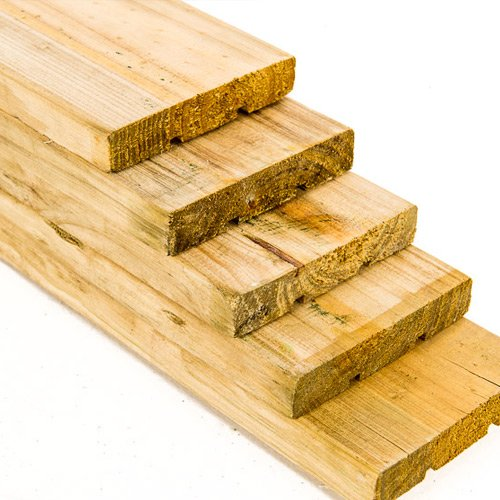Wooden decking suppliers timber products the pole yard for Timber decking materials