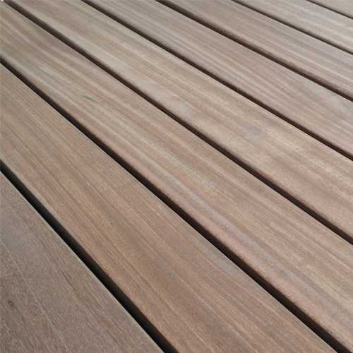 wooden decking timber