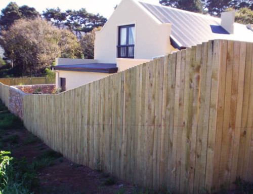 Why you need wooden garden fencing